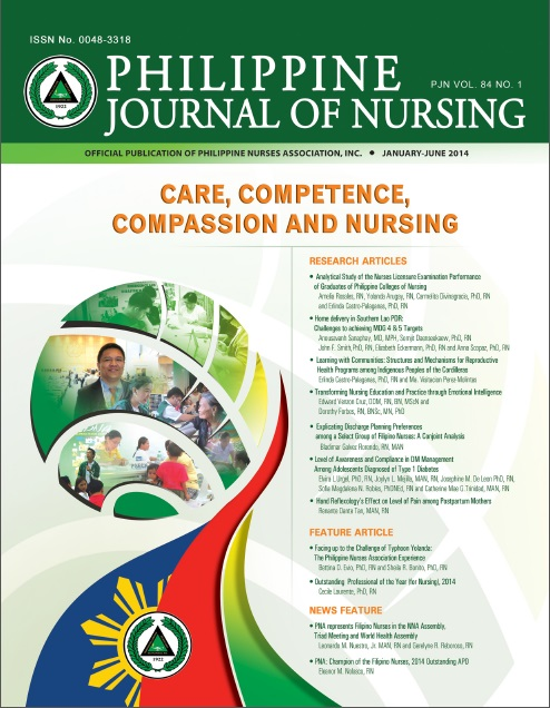 previous pjn issues pna philippine journal of nursing rh pna pjn com
